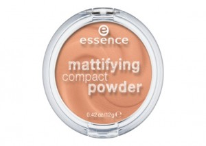 Essence Mattifying Compact Powder Review