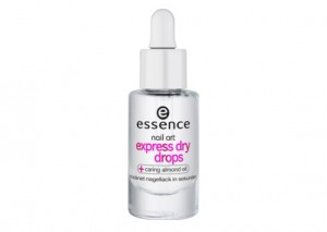 Essence Nail Art Express Dry Drops Review