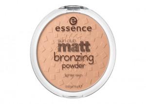 Essence Sun Club Matt Bronzing Powder Review