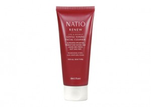 Natio Renew Gentle Toning Facial Cleanser