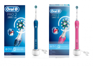 Oral-B Pro2000 Electric Toothbrush Review