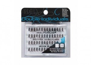 Ardell Double Individual Lashes Knot Free Medium Review