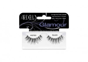 Ardell Glamour Lashes Wispies Black Review