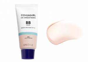CoverGirl Smoother BB Cream Review
