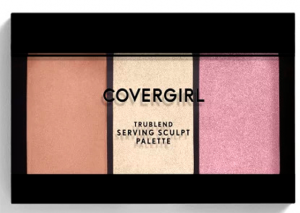 Covergirl Serving Sculpt Palette Reviews