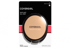 CoverGirl Outlast Pressed Powder Reviews