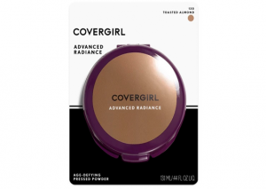 CoverGirl Advanced Radiance Pressed Powder Reviews
