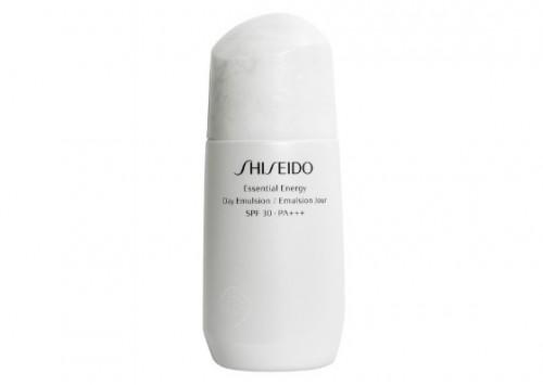 Shiseido Essential Energy Day Emulsion SPF30 Review