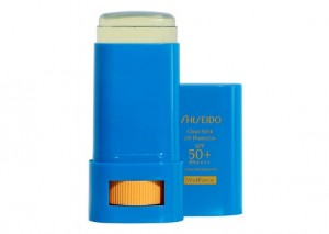 Shiseido Clear Stick UV Protector SPF 50+ Review