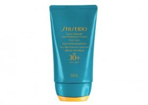 Shiseido Extra Smooth Sun Protection Cream Review