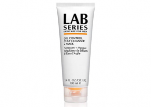 Lab Series Oil Control Clay Cleanser + Mask Reviews