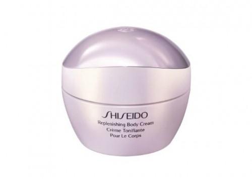 Shiseido Replenishing Body Cream Review