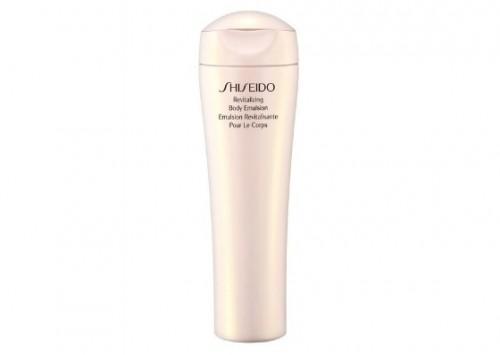 Shiseido Revitalizing Body Emulsion Review