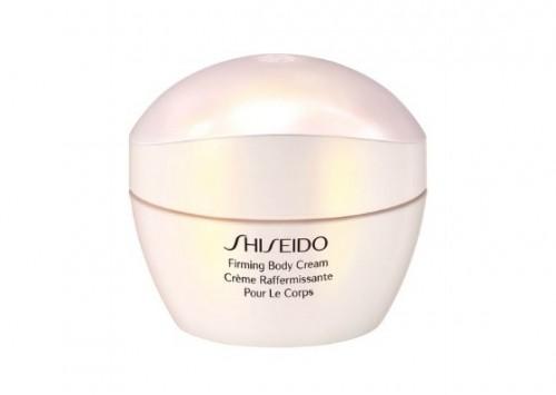 Shiseido Firming Body Cream Review
