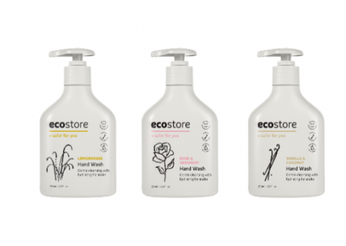ecostore foaming hand wash