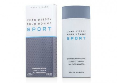 Issey Miyake L'eau D'Issey Pour Homme Sport All Over Shampoo Review