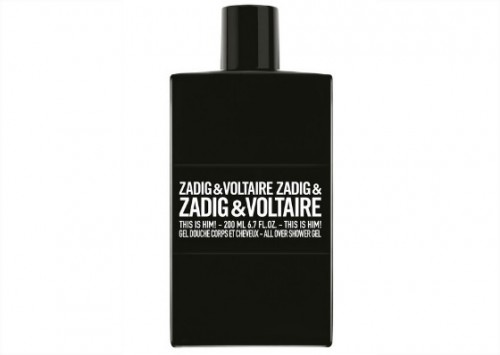 Zadig & Voltaire This is Him! Shower Gel Review