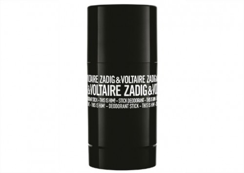 Zadig & Voltaire This is Him! Deodorant Stick Review
