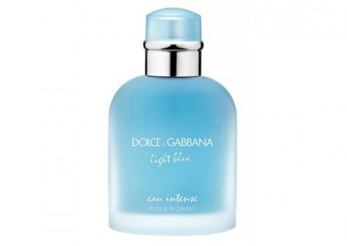 Dolce & Gabbana Light Blue Eau Intense Pour Homme Review