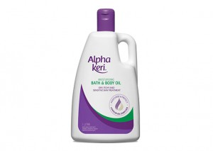 Alpha Keri Bath & Body Oil Review