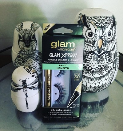 Glam by Manicare Glam Express Trial