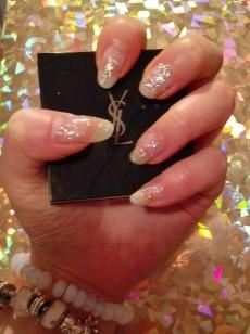Tin foil for nail art!