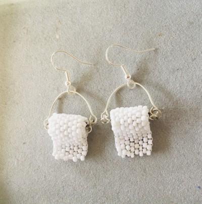 NBR - Loo Roll earrings
