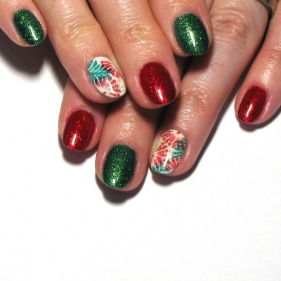 Pohutukawa feature nails
