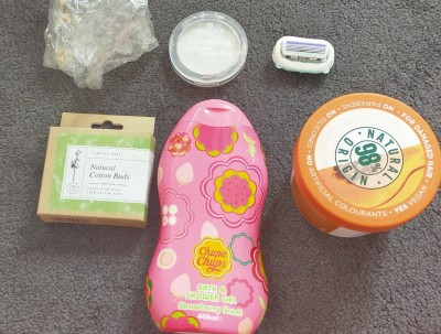 February/March Empties
