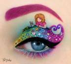 Eye make up :)