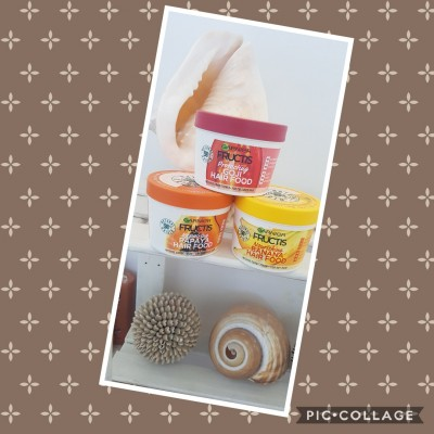 Garnier Hair Food