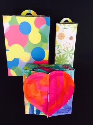 Best Beauty Box Ever box repurposed