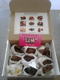 August Chocolate Box