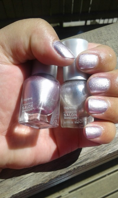 Recently In Nails..