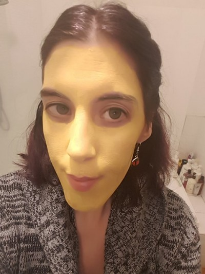 Essano Turmeric Clay Mask
