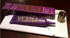 New Voeu eye cream