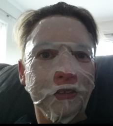 Tissue mask review in progress!