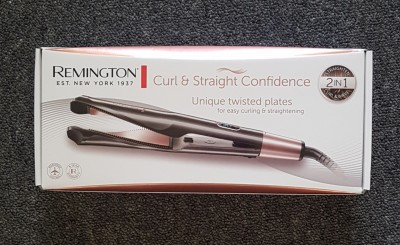 Remington Curl and Straight