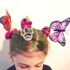 Princess butterfly rose garden ???