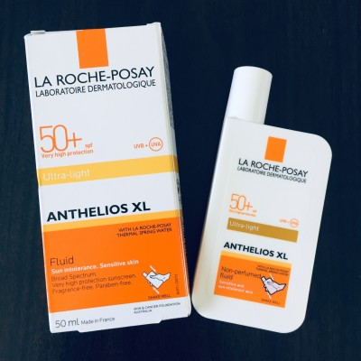 Anthelios XL SPF50+ Trial