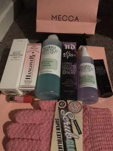 Mecca Opening Day Haul!!