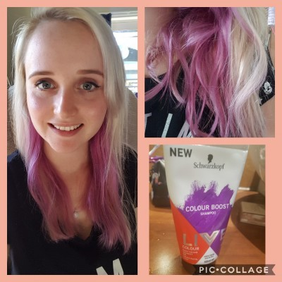 Schwarzkopf Live Colour Boost Shampoo Review