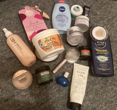 May and June empties