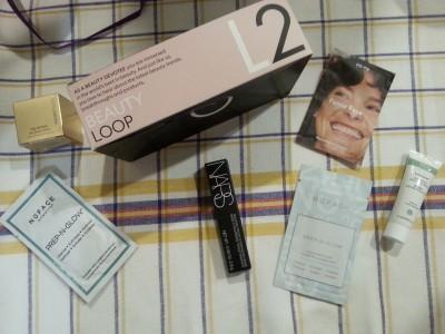 July 2020 Level 2 Beauty Loop Box