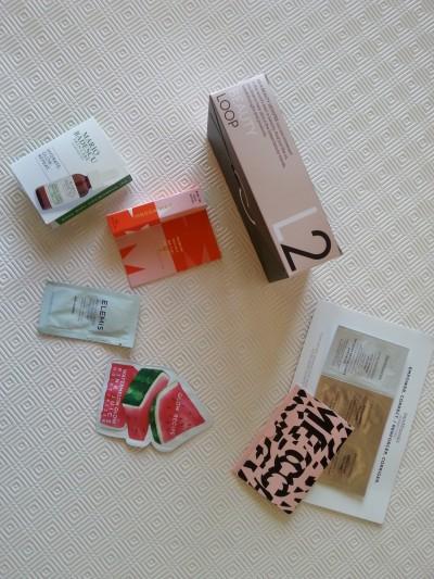 October 2020 Level 2 Beauty Loop Box