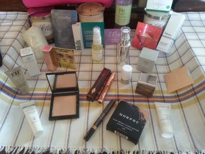 Cult Beauty's Best of 2019 Goody Bag
