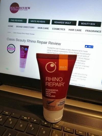 Oasis Rhino Repair