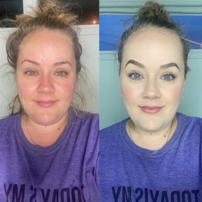 Before and after this AM