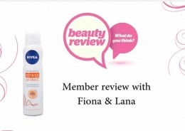 NIVEA Stress Protect Member Review