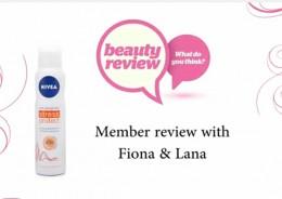 NIVEA Stress Protect Member Review